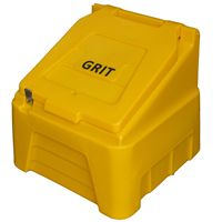 Premium Watertight Lockable Grit Bin - 72 x 102 x 52cm - Each