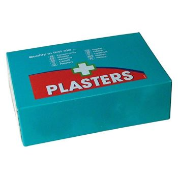 Wallace Cameron Wash Proof Plasters - Assorted - Pack of 150