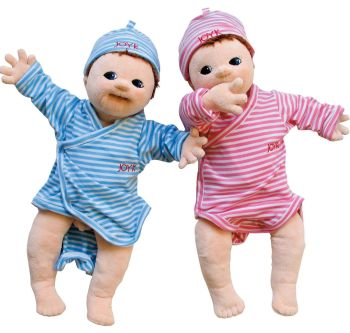 New Born Girl Doll - 50cm - Each