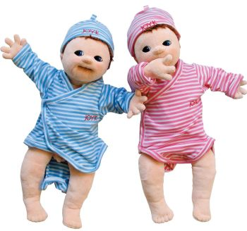 New Born Boy Doll - 50cm - Each