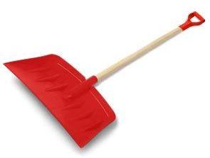 Stiga Plastic Snow Shovel - Each