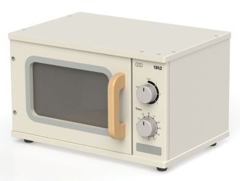Country Style Microwave - 35 x 26 x 24cm - Each