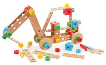 Explore Construction Set - Average Block Size 3.7cm - Pack of 91