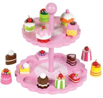 Explore High Tea Shape Matching Set - 25 x 29.5cm - Per Set