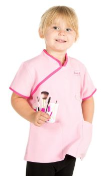 Beautician Role Play Fancy Dress Costume - 3-5 Years - Each