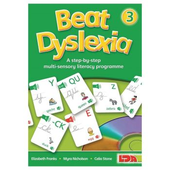 Beat Dyslexia Book 3 - Each