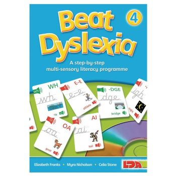 Beat Dyslexia Book 4 - Each