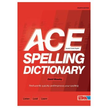 Ace Spelling Dictionary - 176 × 250mm - HE1005408 - Each