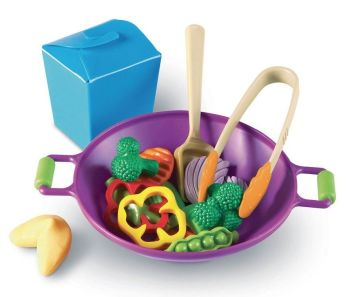 Chinese Role Play Stir Fry Set - Assorted -  HE1562129 - Per Pack