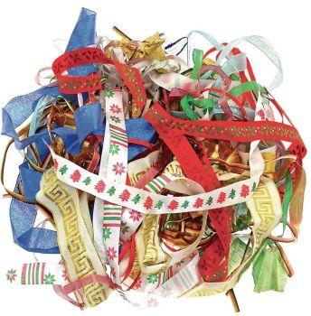 Festival Ribbons - Assorted - 100g Bag - HE1299275 - Each