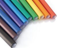 Classmates Coloured Poster Display Rolls Pack 1 - Assorted - 76cm x 10m - HE1202859 - Pack of 10