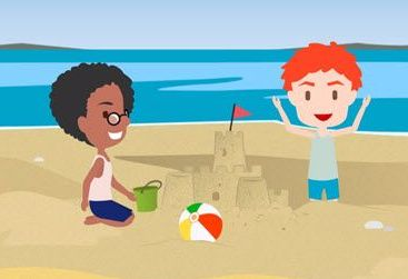 Summer & The Seaside