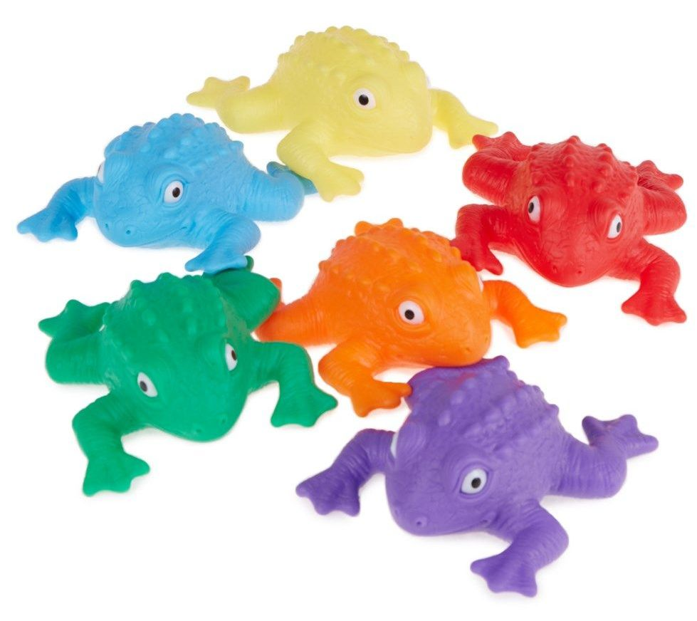 Aniballs Frogs - Assorted - PPEH68108 - Pack of 6