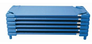 Blue Rest Bed - 1.3m x 54 x 15cm - HE88200567 - Pack of 3