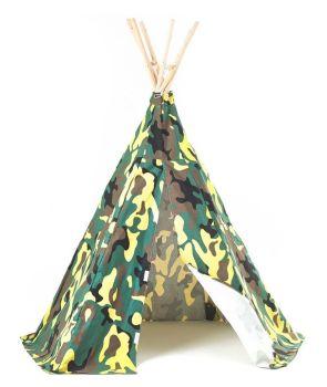 Camouflage Wigwam - 1.9 x 1.4m - HE48850800 - Each