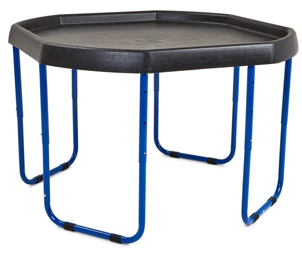 Black Tuff Tray and Stand - 97 x 97cm - HE1435472 - Per Set