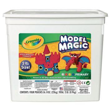 Crayola Colour Model Magic - Assorted - HE420296 - 4 x 227g Bucket - Each