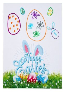 Happy Easter Greeting Card - HE1804337 - Pack of 50