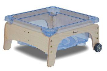 Mini Sand Water Station -  580 x 580 x 290mm - HE1772924 - Each