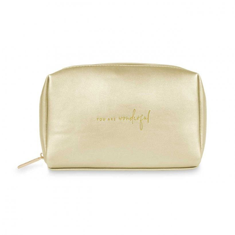 Katie Loxton - Make Up Bag You Are Wonderful