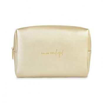 Katie Loxton - Wash Bag You Are Wonderful