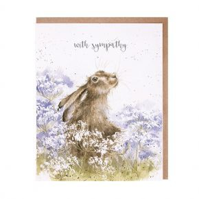 Wrendale Sympathy Card- Here For You