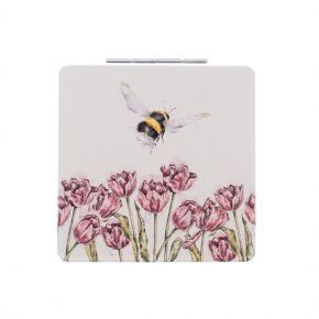 Wrendale Compact Mirror- Bee