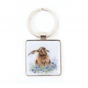 Wrendale Keyring- Hare
