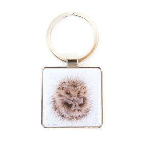 Wrendale Keyring- Hedgehog