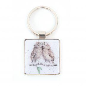 Wrendale Keyring- Owl