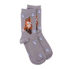 Wrendale Socks- 'Born To Be Wild'