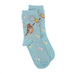 Wrendale Socks- 'Oops A Daisy'
