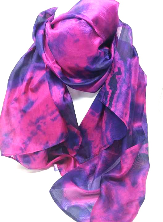 MARBLE SCARF COLLECTION