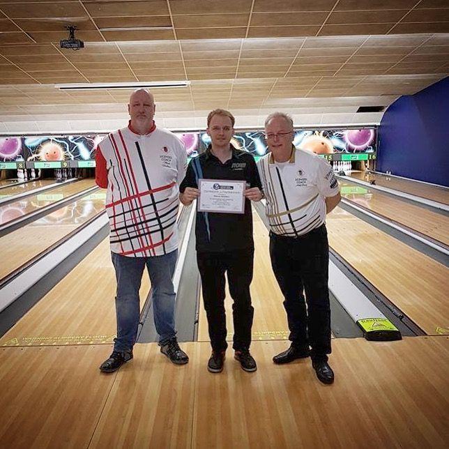 Simon Kimber, BTBA Development / ETBF Level 2 Licensed Tenpin Bowling Coach