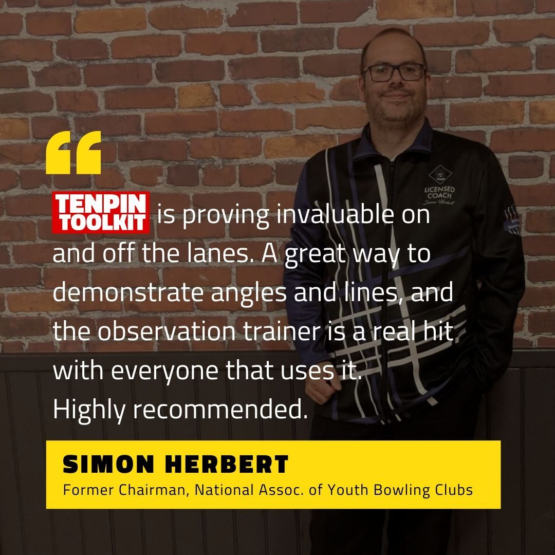 Simon Herbert - Former Chairman, National Association of Youth Bowling Clubs (NAYBC)