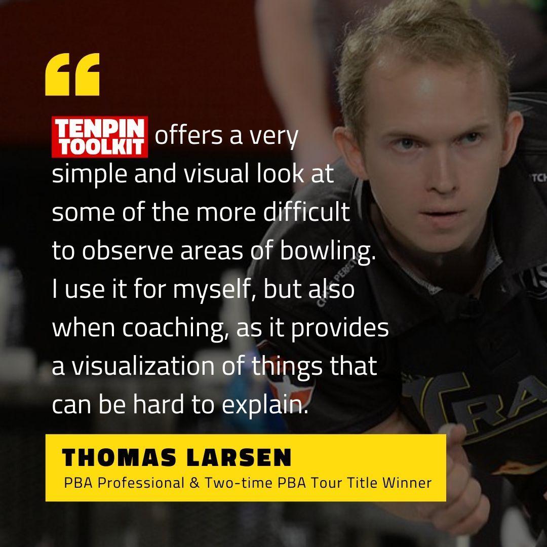 Thomas Larsen - PBA Professional Bowler