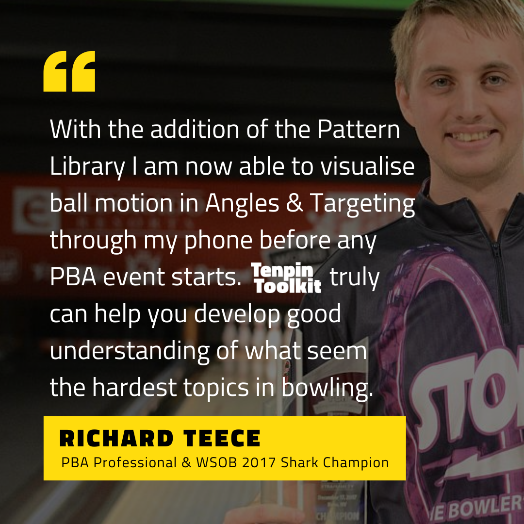 Richard Teece - PBA Professional Bowler