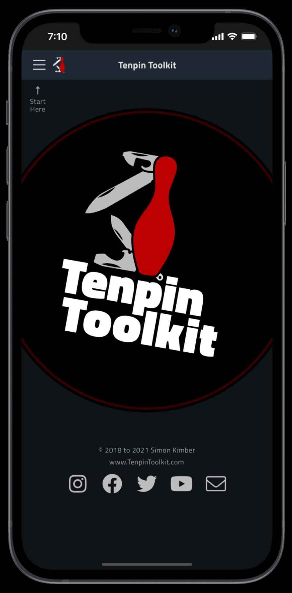 Tenpin Toolkit Bowling Tools