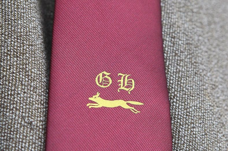 The Grafton Hunt Tie