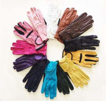 eGlove - Grip Pro Leather Gloves