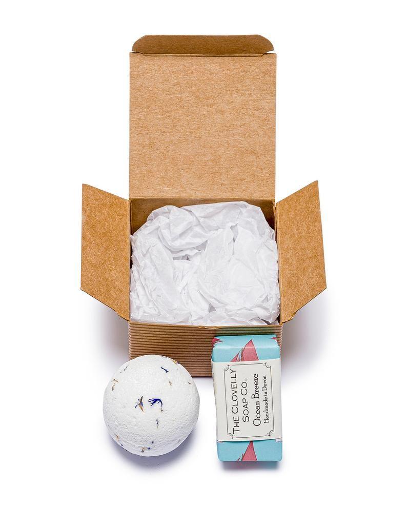 Mini Bath Bomb Gift Set