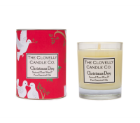 Christmas Day Candle 30cl Cinnamon & Orange in Luxury Tube