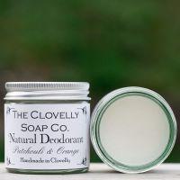 Natural Deodorant Patchouli & Orange