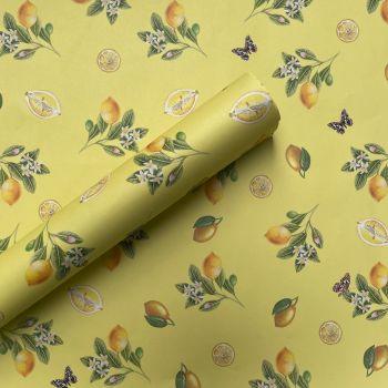 Lemons Gift Wrap
