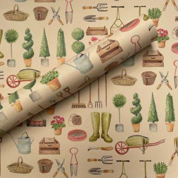 Gardeners Gift Wrap