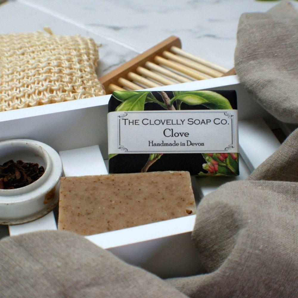 Clove Handmade Vegan Soap