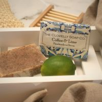 Coffee and Lime Soap