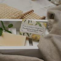 Eucalyptus, Lemon & Mint Soap