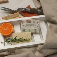 Rosemary and Orange Gardeners Exfoliating Soap