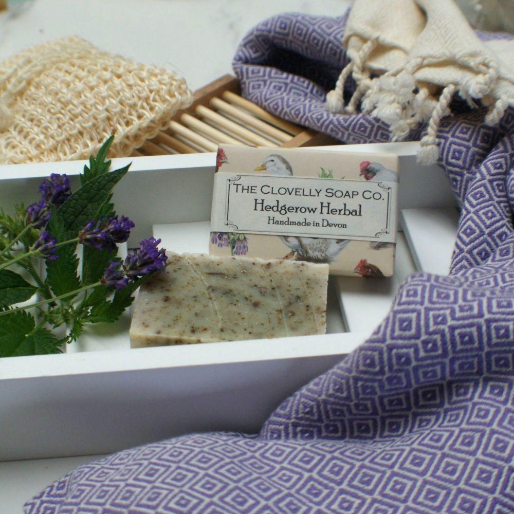 Hedgerow Herbal Soap